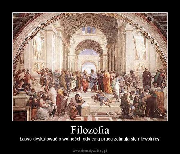 15 listopada: Światowy Dzień Filozofii